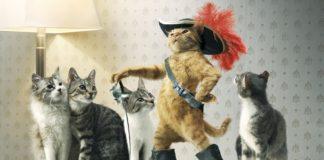 Il gatto con gli stivali di Perrault