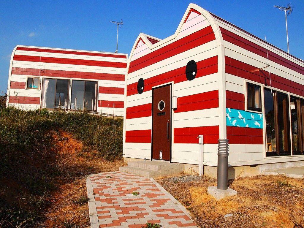 Tashirojima, Manga resort