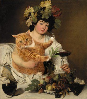Caravaggio, Bacco e Zarathustra