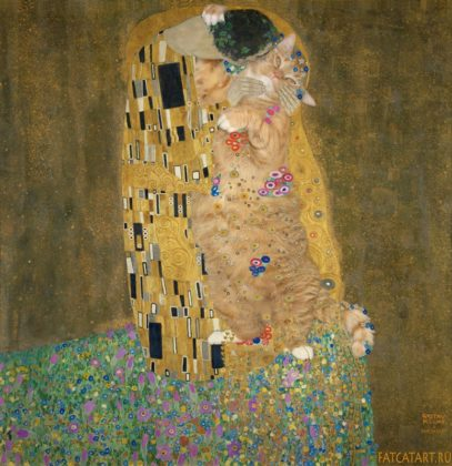 Gustav Klimt, Il Bacio e Zarathustra