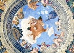 Mantegna, Zarathustra nella Camera degli Sposi