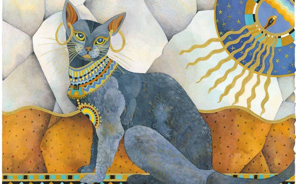 nomi egiziani per gatti